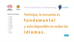 Encuesta por Plan Mundial de WA