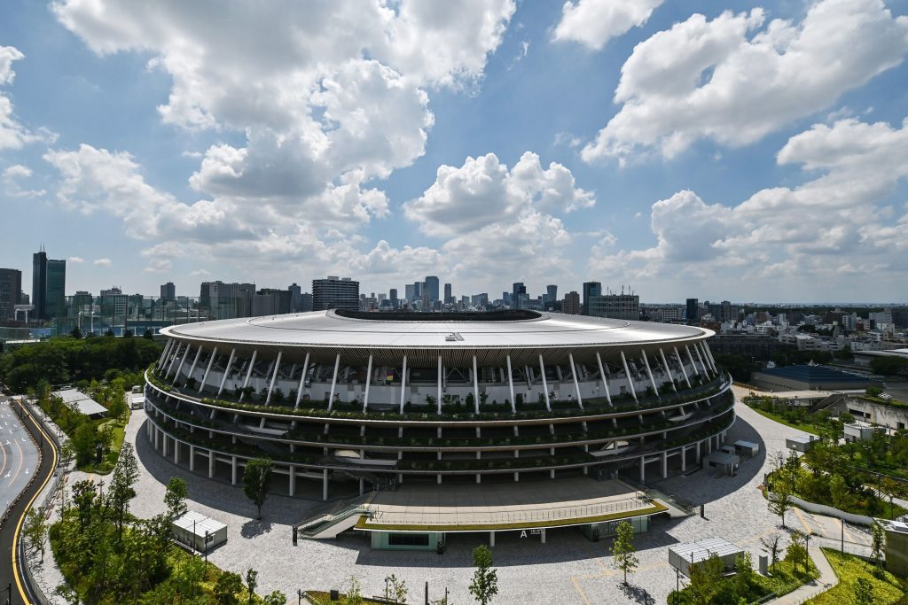 Tokio, su Estadio Olímpico... faltan 100 días 12
