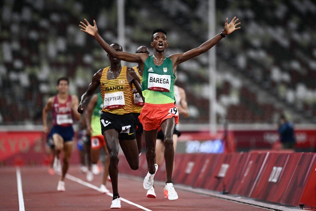 Barega le devuelve a Etiopía el reinado en 10 mil metros 4