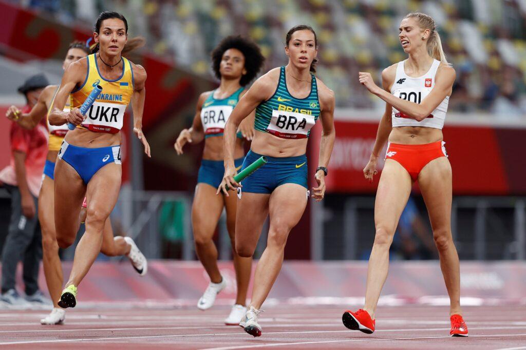 Un récord para el 4x400 mixto brasileño en el estreno olímpico 5