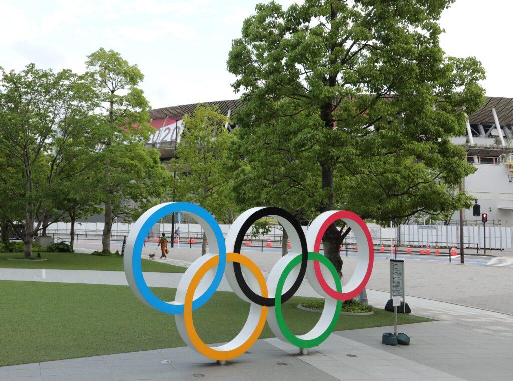 Señal de largada para el atletismo olímpico en Tokio 13