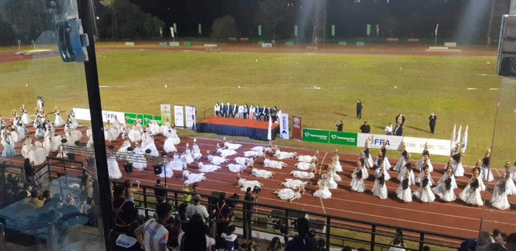 Inauguración sudamericano U-18 en Encarnación 3