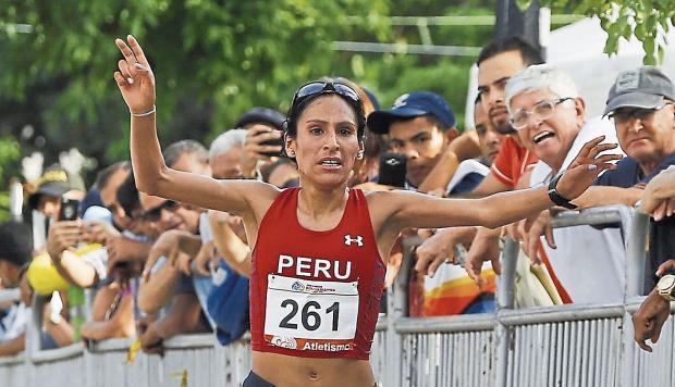 Gladys Tejeda, en el nuevo Evaluativo de Perú 11