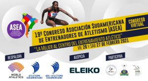 Atletismo Sudamericano 26