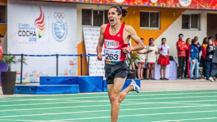 Atletismo Sudamericano 6