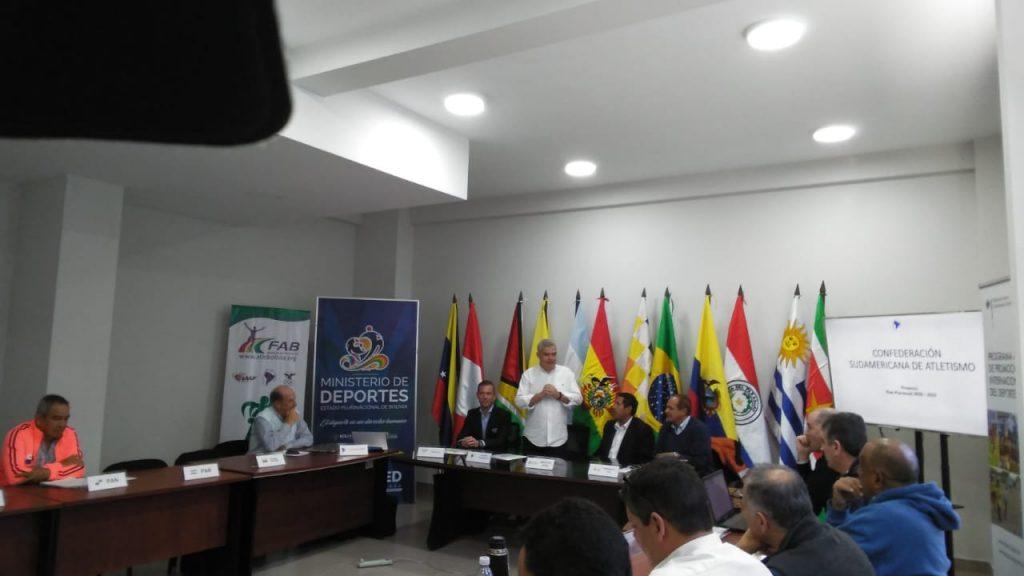 Reunion de Presidentes en Cochabamba 11