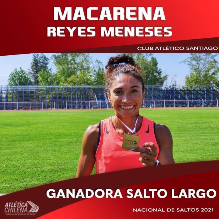 Atletismo Sudamericano 15