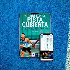 el libro de la pista cubierta luis vinker argentina y sudamerica