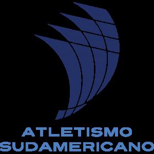 logo oficial atletismo sudamericano consudatle 2021