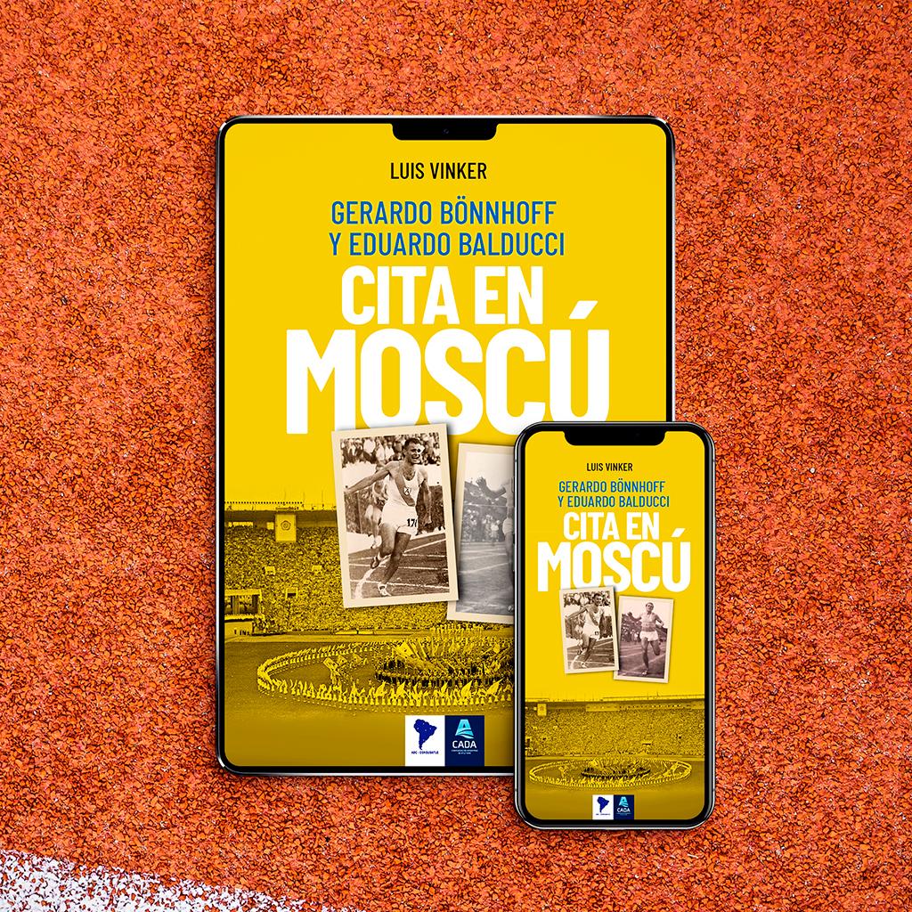 Cita en Moscú, un nuevo lanzamiento en la biblioteca del ADC ConSudAtle. Un material para disfrutar totalmente gratis.