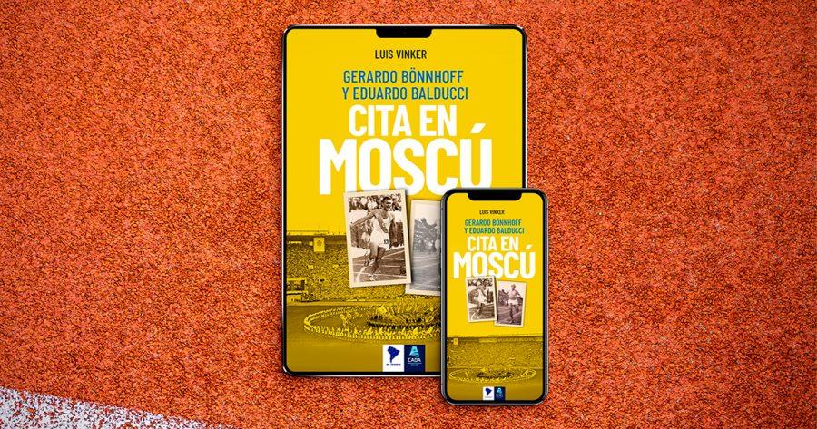 """""""Cinta en Moscú"""" Nuevo libro en la biblioteca del ADC"""